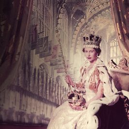 The Queen's Coronation In Colour – History of the succession to the British throne