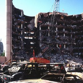 Days that Shaped America: Oklahoma City – The Terrorist act that brought a shaken city together