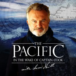 Win The Pacific: in the wake of Captain Cook with Sam Neill companion book