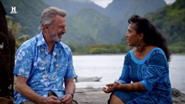 The Pacific: In The Wake of Captain Cook with Sam Neill – E1 Teaser