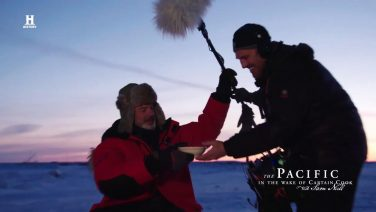 The Pacific: E6 Behind the Scenes – The Crew Eat Walrus