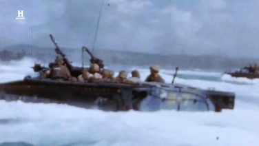 The Pacific War In Colour – E4 Sneak Peek