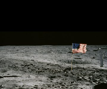 Battle for the Moon: 1957 – 1969, from Sputnik to Apollo