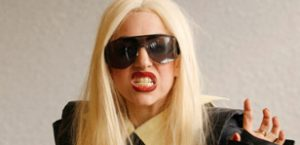Gaga rages over 'manufactured' claims