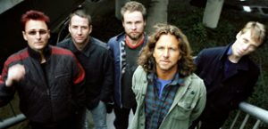 Pearl Jam head to studio