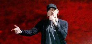 Eminem steals MJ's Facebook crown