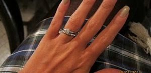 Lily's ring pic sparks marriage talk