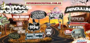 Future Music Festival on sale today