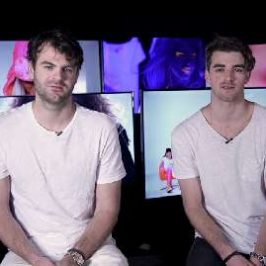 "The Chainsmokers on ""Roses"""