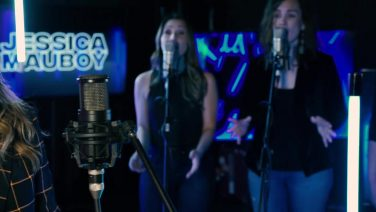 Jessica Mauboy performs 'Then I Met You'