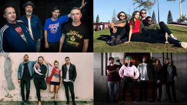 Falls Festival Adds Grinspoon, San Cisco, WAAX, Press Club & More To Marion Bay Line-up