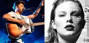 Taylor Swift & Niall Horan Set To Take Over The ARIA Charts This Week