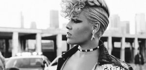 P!nk Holds Off All New Contenders To Remain At #1 On Aus Charts