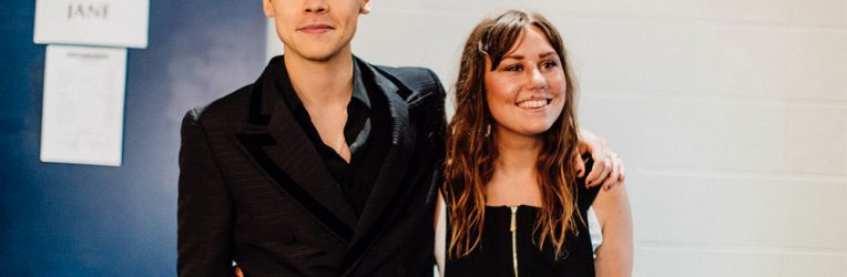 EXCLUSIVE: On Tour With Harry Styles – Maddy Jane Tells All