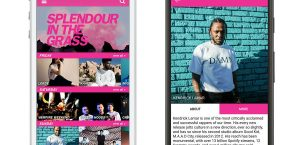 Splendour In The Grass Launches 2018 Mobile App