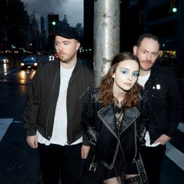 Splendour Headliners Chvrches Shake Things Up With The Release Of Bold New Album