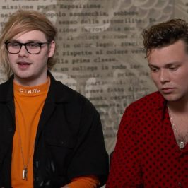 5 Seconds Of Summer on writing in LA