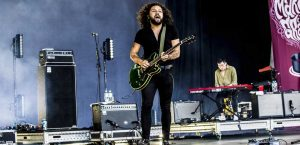 Gang Of Youths' David Le'aupepe's Guitar Used On 'Go Farther in Lightness' Album Up For Grabs