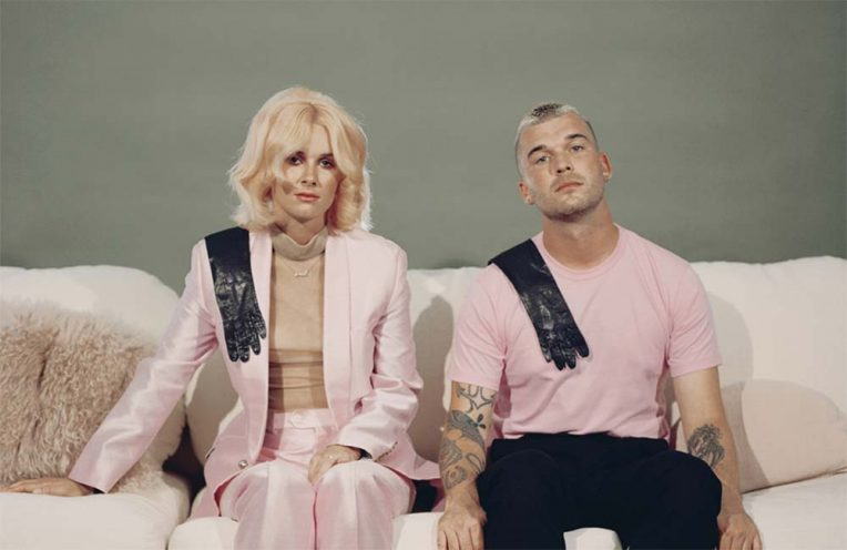 Broods Deliver Honest & Charming New Single 'Peach'