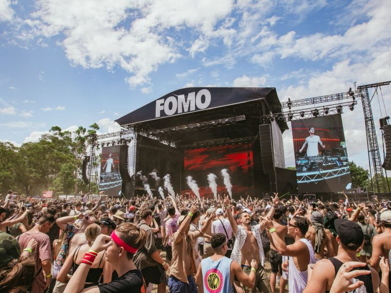 Don't Miss Out & Have FOMO – The Festival Sideshow Announce Is Here!