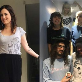 Here's Who Your Favourite Artists & More Repped On #AusmusicTShirtDay