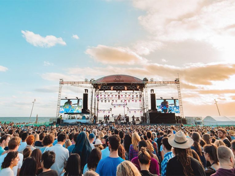 The Preatures, DZ Deathrays & More Confirmed For 2019St Kilda Festival