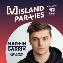 Jump on board [V] Island Parties with Martin Garrix