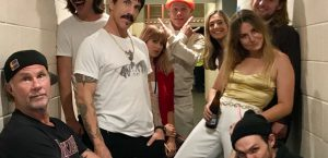 FIRST LOOK: Wonder What It's Like To Support Red Hot Chili Peppers? Maddy Jane Found Out