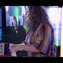 Odette performs 'A Place That I Don't Know' at [V]