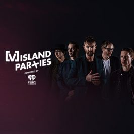 Rock the boat with Birds of Tokyo at [V] Island Parties