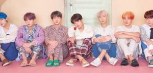 ICYMI BTS Made ARIA Chart History This Weekend
