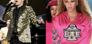 The Rolling Stones & Beyoncé To Battle For Highest Placing On ARIA Chart This Week