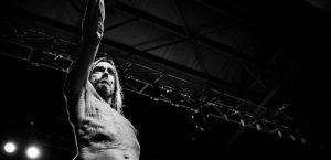 'I'll Sing When The Stage Is Clear': Fans Swarm Iggy Pop At Melbourne Gig