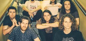 King Gizzard Smash US Charts With New Album 'Fishing For Fishies'