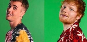 Justin Bieber & Ed Sheeran Just Dropped Their Collab Track 'I Don't Care'