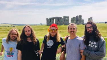 Zoltar & Stonehenge: Psychedelic Porn Crumpets Share Their The Great Escape Tour Diary