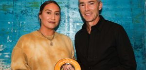 Aussie Songwriter Nat Dunn Honoured By APRA AMCOS For Hitting One Billion Song Streams