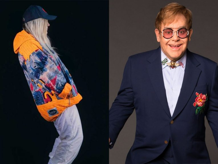'We Love It': Even Elton John Is A Huge Fan Of Tones & I's 'Dance Monkey'