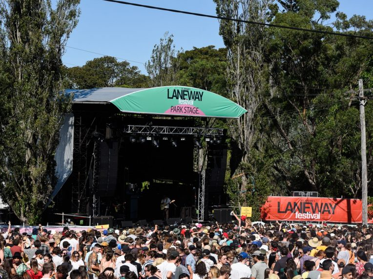 Laneway Festival Sydney To Move To 'Stunning World-class' Location