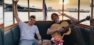 Dean Lewis Teams With Top International DJ For Brand New Single