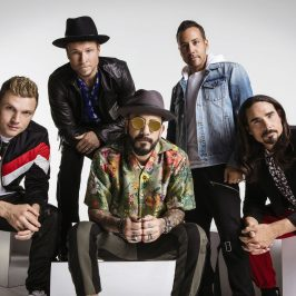 Backstreet's Back, Alright… And Crashed The Live Nation Website This Morning