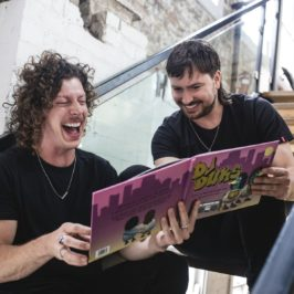 Peking Duk Are Raising Money For Children's Literacy & They Want Your Help