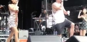 So, The Used's Bert McCracken Just Joined The Veronicas On Stage At Good Things Festival