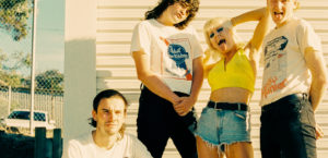 Amyl & The Sniffers To Head Out On Aussie Headline Tour This Year