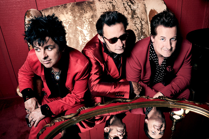 Green Day Could Score Their First ARIA Chart #1Since 2004's 'American Idiot' This Week
