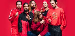 Winston Surfshirt Announce Biggest Australian Tour To Date