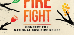 NEW RELEASE: 'Artists Unite for Fire Fight: Concert for National Bushfire Relief'