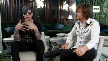 Take 5: Marilyn Manson on 'The Beautiful People'