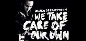 Listen to the new Bruce Springsteen song
