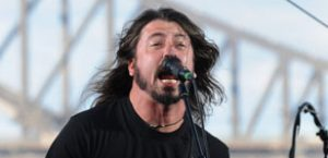 Dave Grohl directing documentary